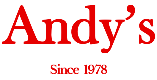 A theme logo of Andy's IGA Foodliner